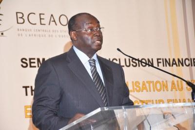 Le Gouverneur de la BCEAO à l'ouverture de la 2ème Semaine de l'Inclusion Financière de l'UEMOA, lundi 18 Novembre 2019 à Dakar