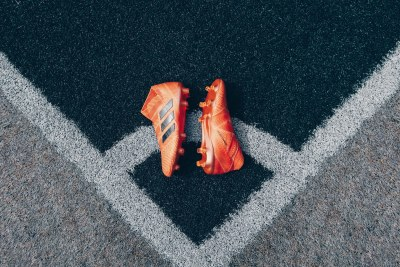 soccer, pair of boots