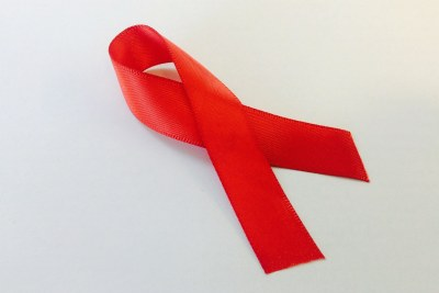 HIV/Aids awareness ribbon (file photo).