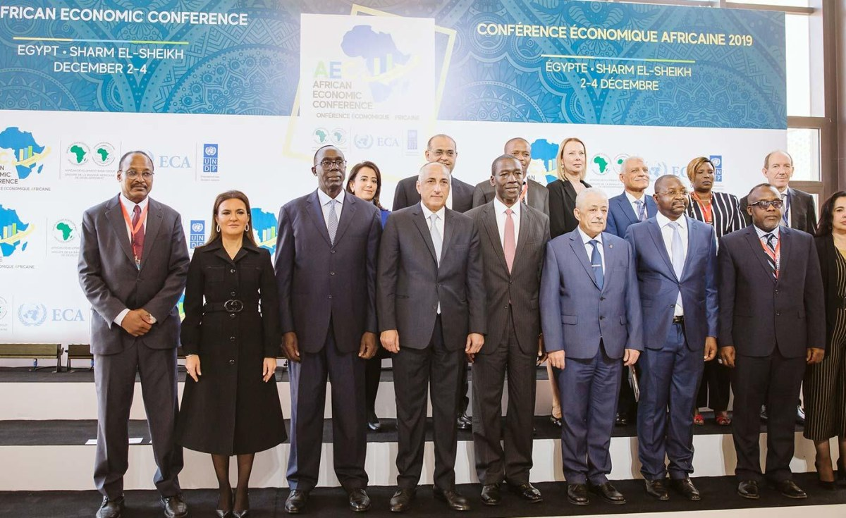 AEC 2019 - Participants Converge On Sharm El Sheikh