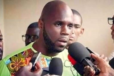 Kemi Seba en interview au Mali 2017