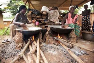 For most Africans, burning charcoal and wood provides the sole source of energy. However, as these fires burn, black carbon and smoke accelerate climate change and are a source of serious health problems and a cause of ongoing forest destruction.