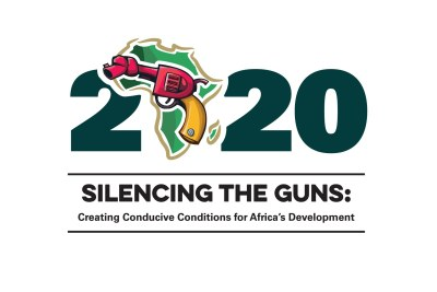 """Silencing the Guns: Creating Conducive Conditions for Africa's Development"" - the theme of the 36th Ordinary Session of the Executive Council of  the African Union"