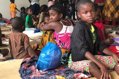 As Mozambique reeled from the consequences of one tropical storm, the powerful Cyclone Kenneth slammed Cabo Delgado province last April, affecting at least 200 thousand people, many already displaced by conflict.