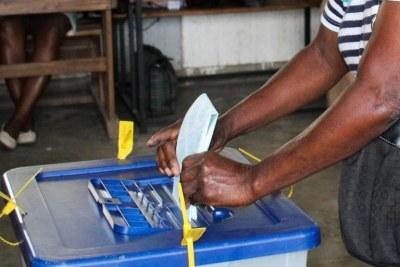 Processus électoral