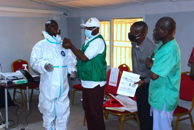 Africa CDC and Mastercard Foundation partner to deliver 1 million test kits, deploy 10,000 community health workers for COVID-19 response.