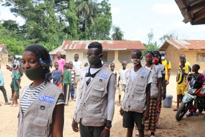 Young people step up their fight against GBV during the COVID-19 crisis