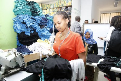 The Enabling Ethiopia project, a partnership between FDRE Jobs Creation Commission & the Mastercard Foundation, is designed to implement key components of the country's Plan of Action for Job Creation (PAJC- 2020-2025) to identify holistic interventions required to create 14 million jobs by 2025 through a vibrant private sector and coordinated government support.