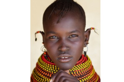 Prospects for women and girls, like this young woman in Turkana, Kenya, are brighter through the work of the Natiira Self Help Group.