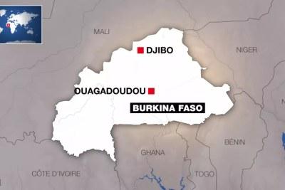 Djibo, a zone prone to armed attacks.