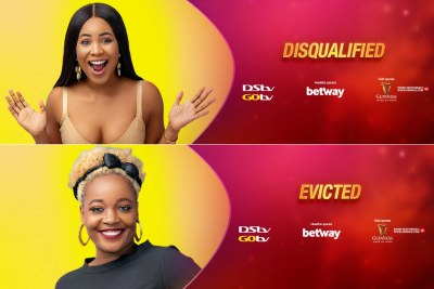 Erica Disqualified, Lucy Evicted from Big Brother House