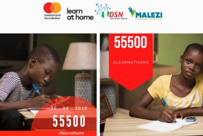 Data Science Nigeria and Malezi have joined hands with the Mastercard Foundation to provide opportunities for continued learning through Remote Learning while schools are closed in Nigeria.