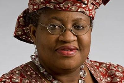 Ngozi Okonjo-Iweala (file photo).
