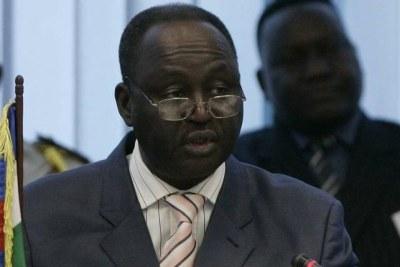François Bozizé, ancien Président de la République centrafricaine (archive)