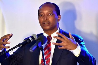 Patrice Tlhopane Motsepe, the South African mining billionaire who has been elected president of the Confederation of African Football.