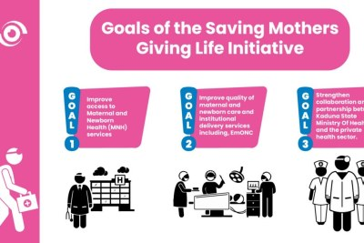 How a Collaborative Approach to Maternal Care is Saving the Lives of Mothers in Kaduna State