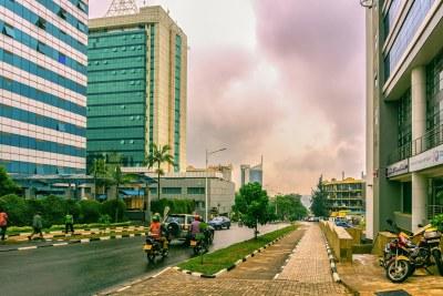Rwandan Capital City, Kigali (file photo).