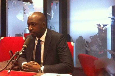 Mahamadou Camara, ex-ministre de la Communication du Mali.